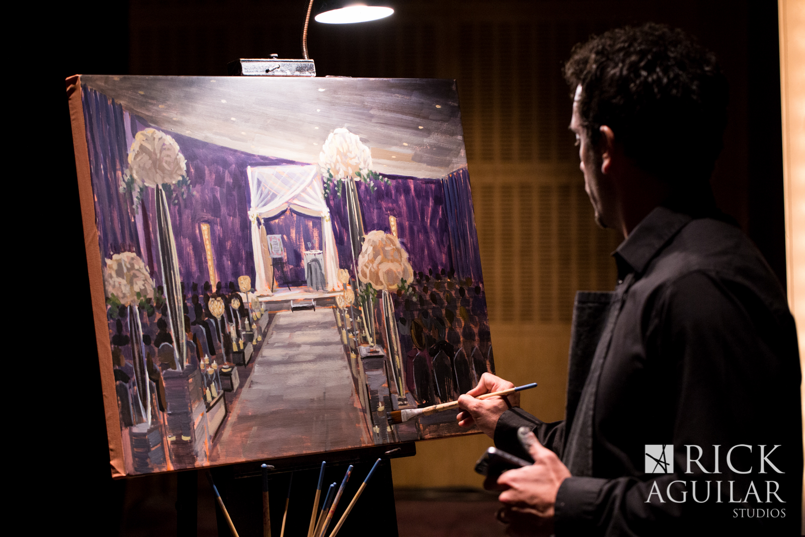 live-wedding-artist-ben-keys-chicago-wedding-painter-wed-on-canvas-wedding-artist-miami-charleston