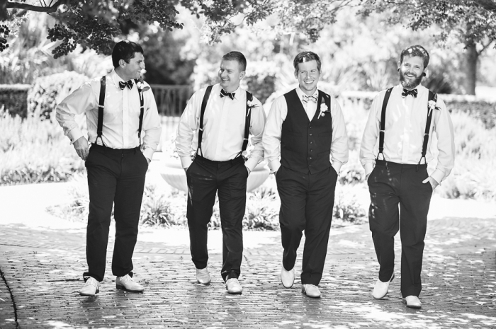 groomsmen-wearing-suspenders-wed-on-canvas-ben-keys-wedding-artist-wedding-painter