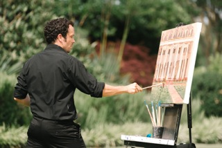 wedding-artist-ben-keys-painting-live-at-south-carolina-wedding-stunning-and-brilliant-events-wedding-artist