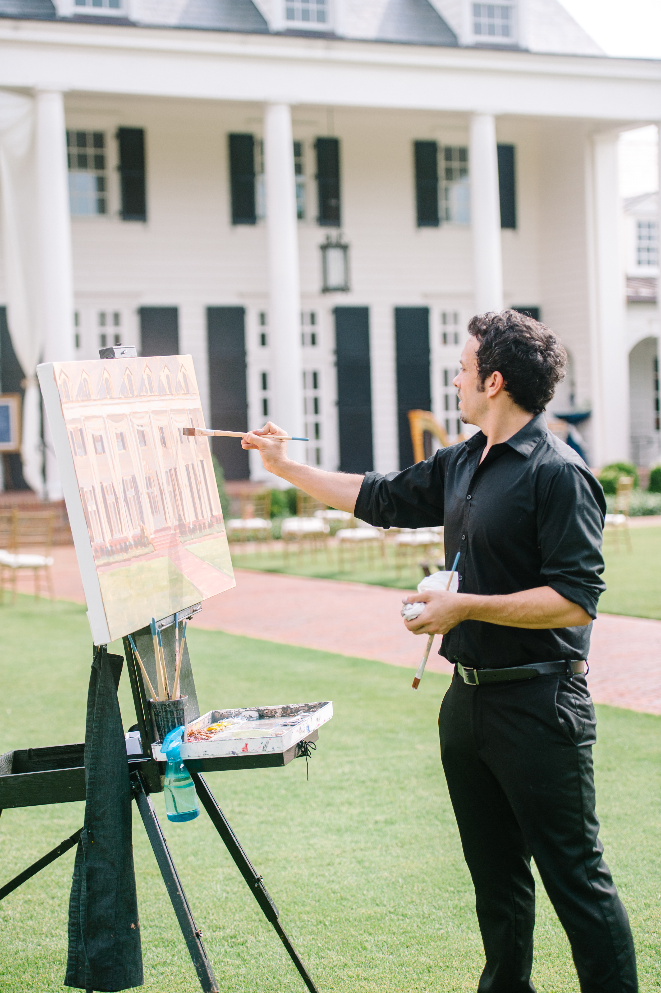 ben-keys-live-wedding-artist-wed-on-canvas-wedding-painter