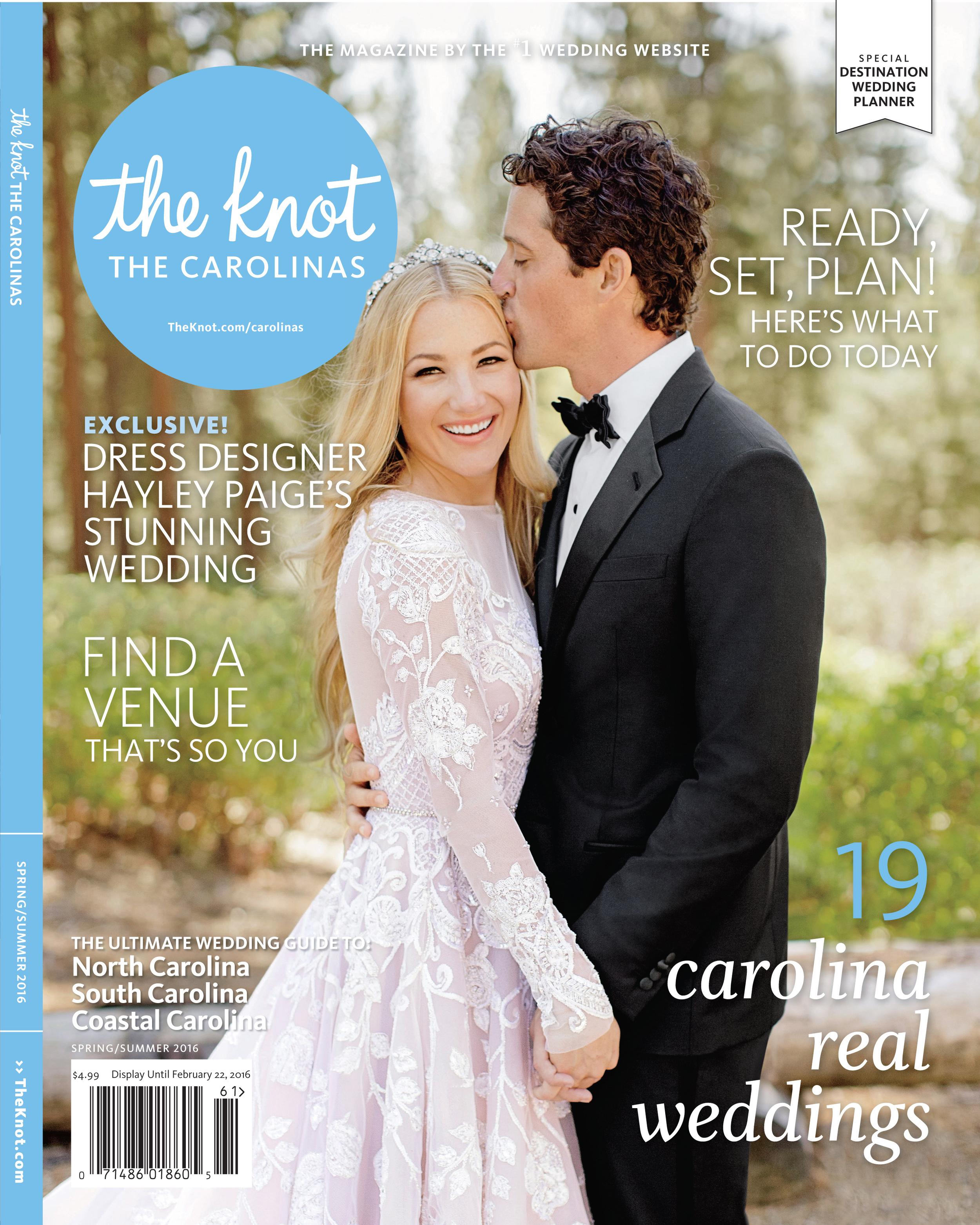 The Knot Carolinas SS16 Cover2.jpg