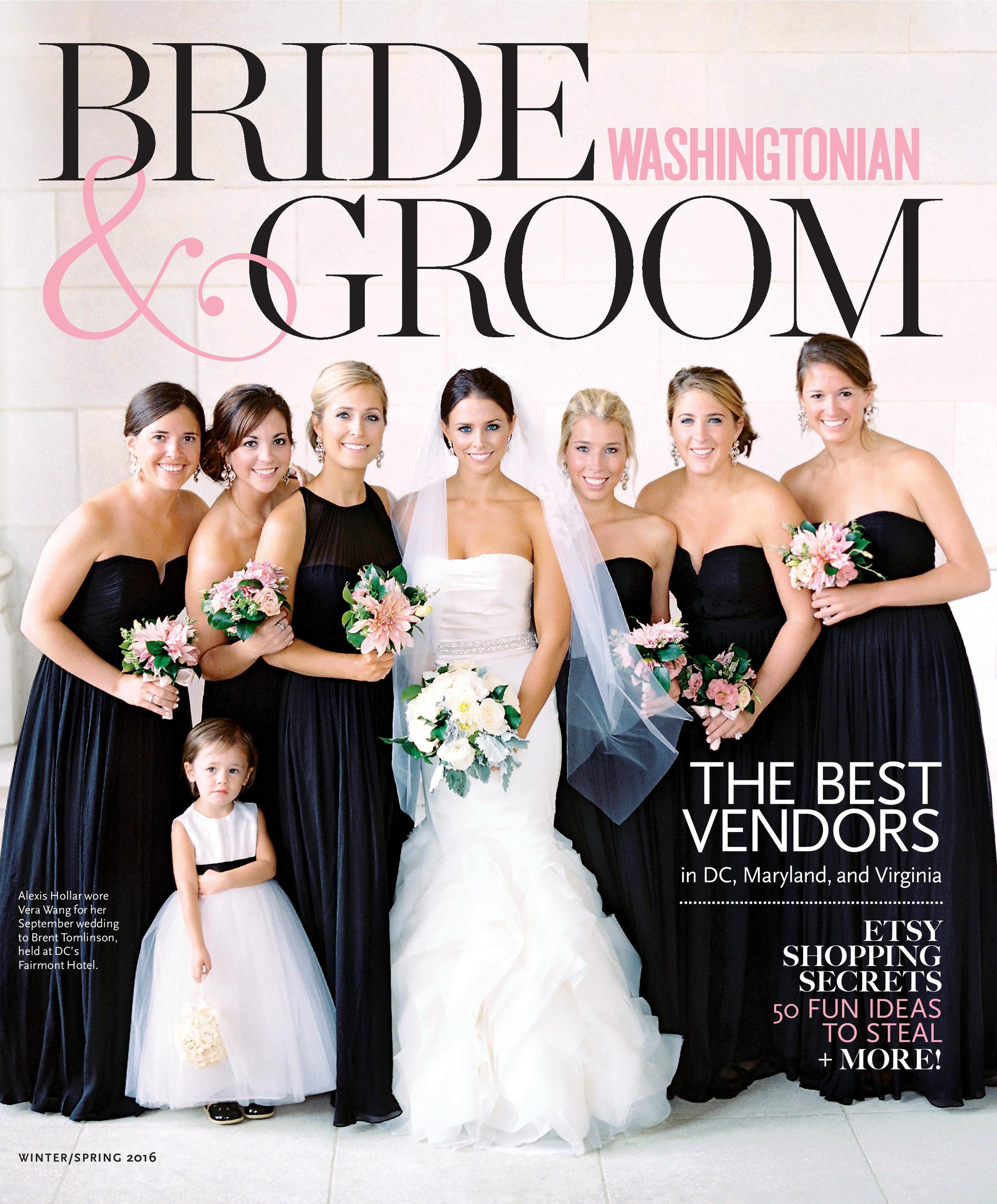 Washingtonian Bride & Groom | Winter-Spring 2016 Issue