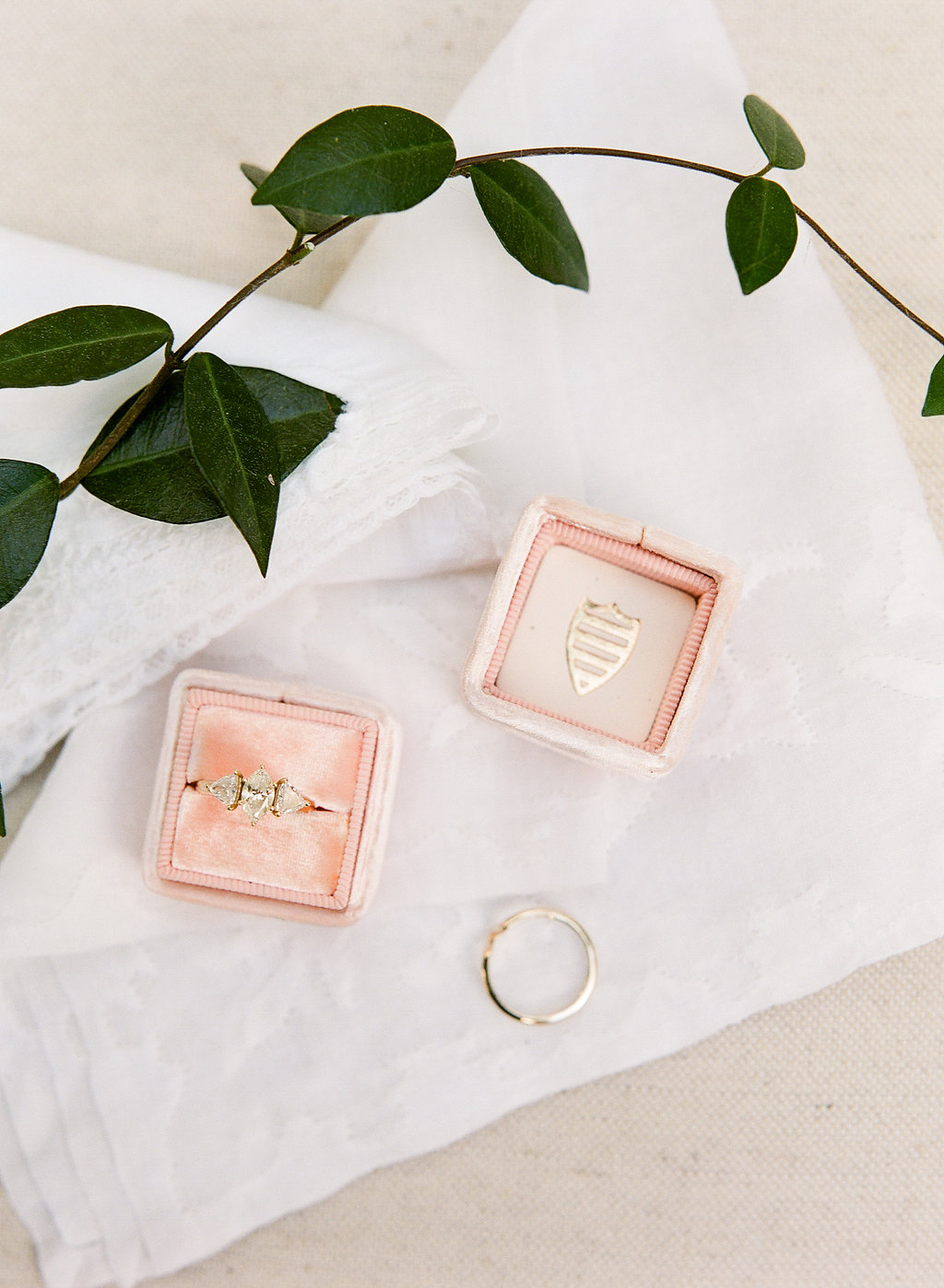 mrs-box-peach-with-vintage-rings