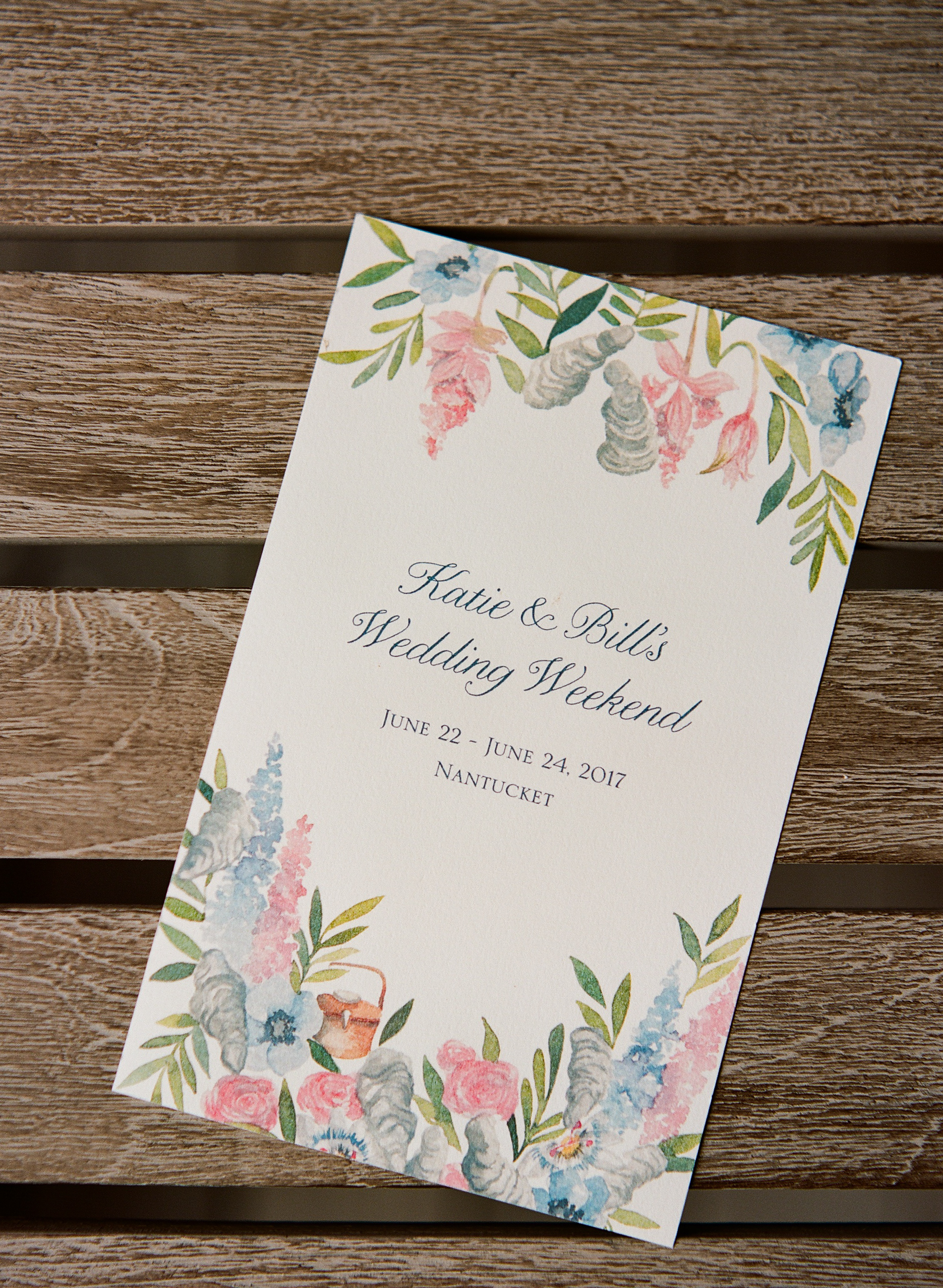 painted-floral-wedding-invitation-nautical-wedding
