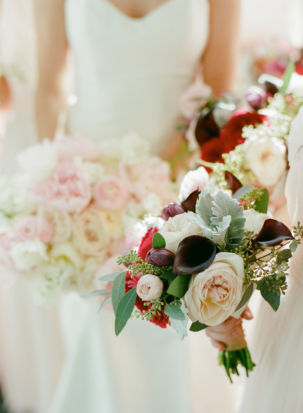 winter-wedding-bouquets-charleston-wedding