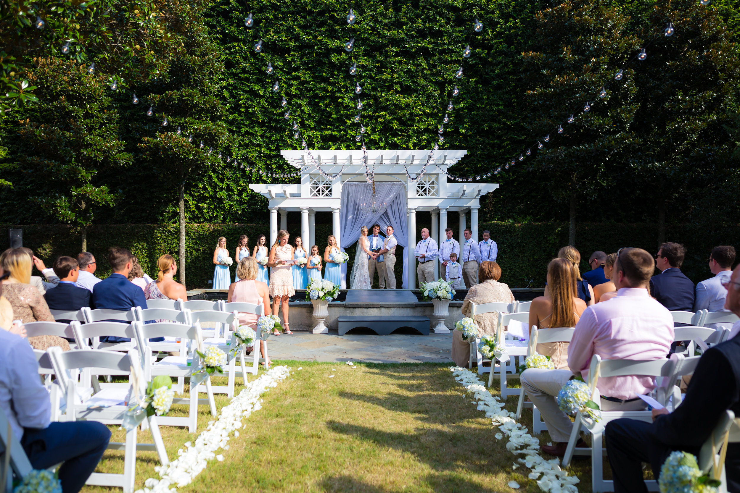 live-wedding-painter-charleston-william-aiken-house-ceremony