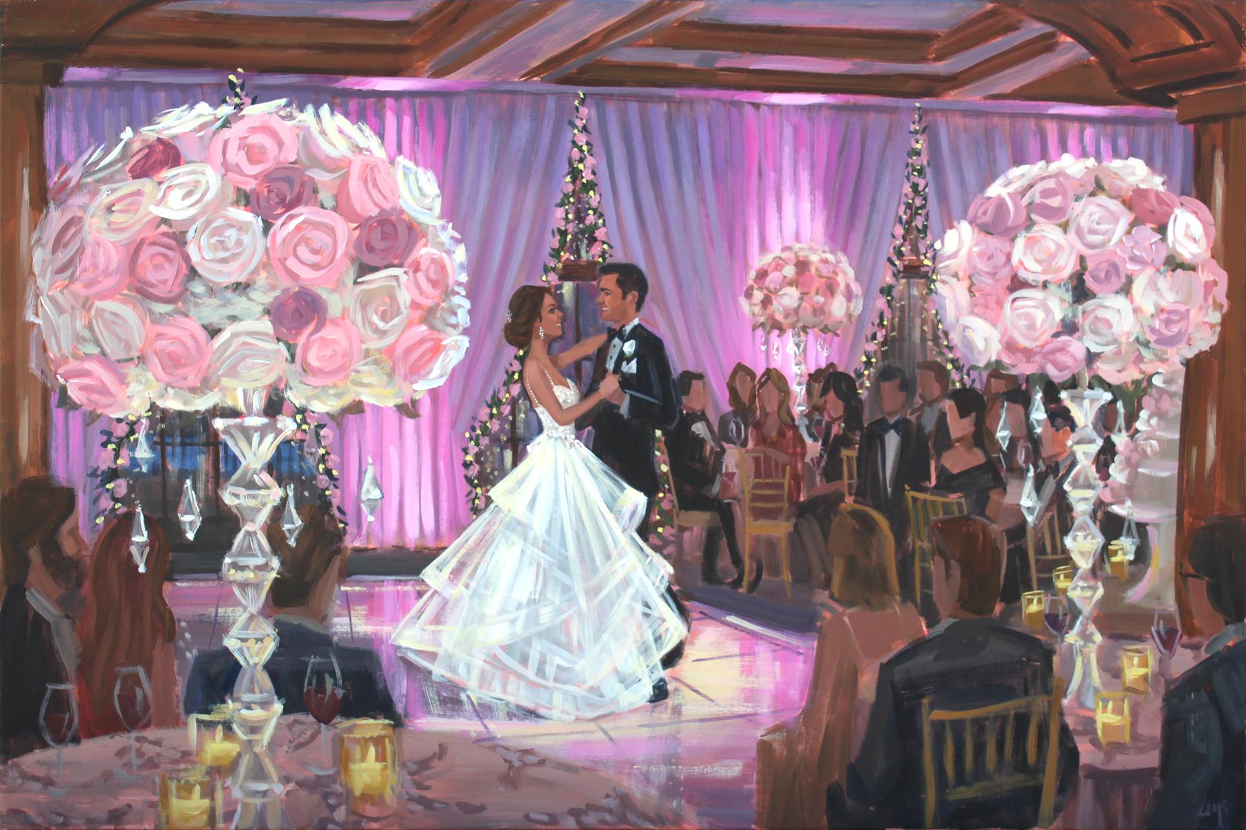 sarasota-live-wedding-painter-ritz-carlton