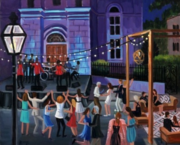 Spoletto Opening Night Fete.png