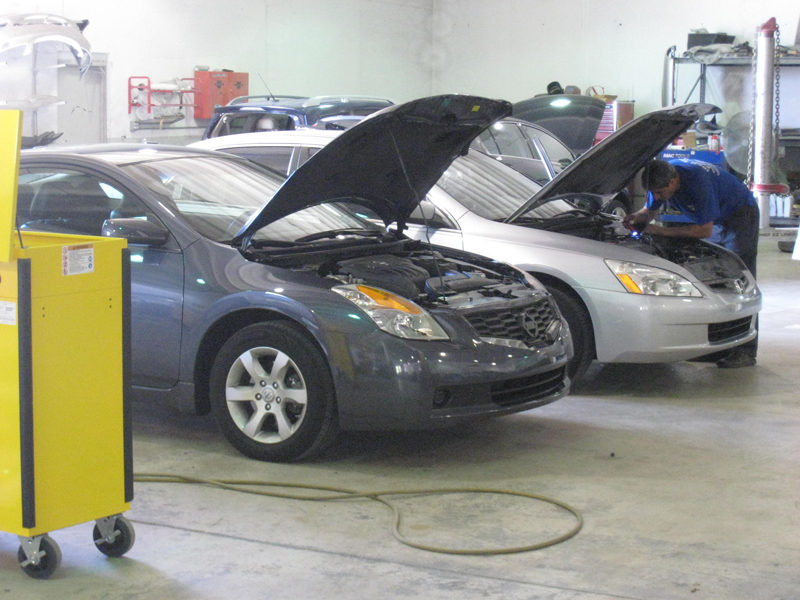 Ideal Auto Collision
