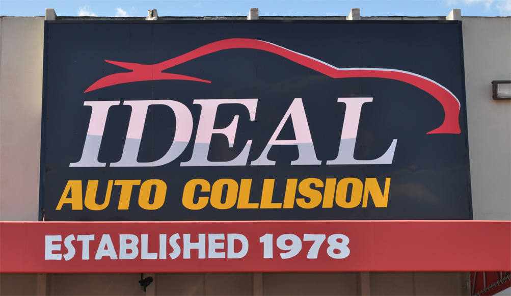 Ideal Auto Collision