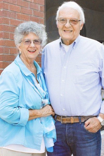 BOB & KATHIE MONROE  Bob and Kathie lead our  Silver Saints Ministry  and they're the proud parents of Pastor Rob!