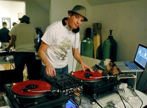 DJ Justincredible
