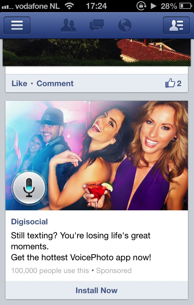 Digicrap. Lose life's greatest moments.