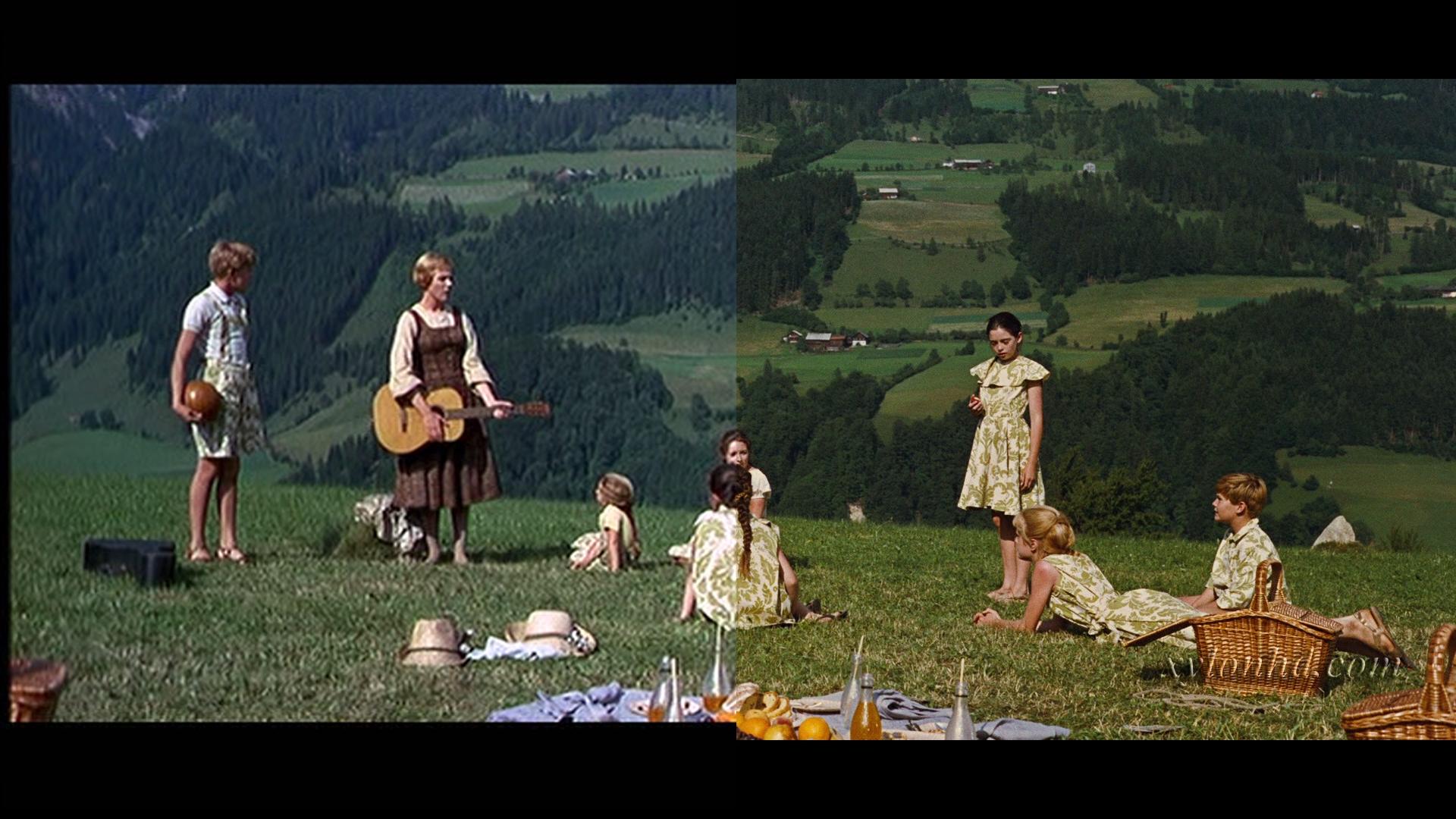 Left: DVD  Right: Blu Ray   Click to enlarge. source: avsforum.com user xylon