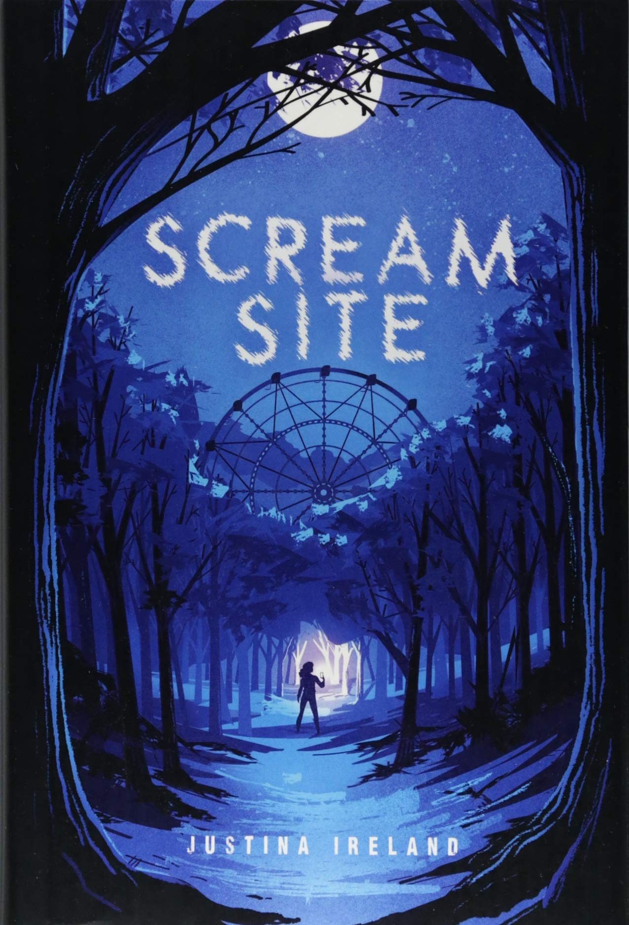 Scream Site - Sabrina Sebastian's goal in life is to be an investigative reporter. For her first big story, she researches a popular website called Scream Site, where people post scary videos and compete for the most