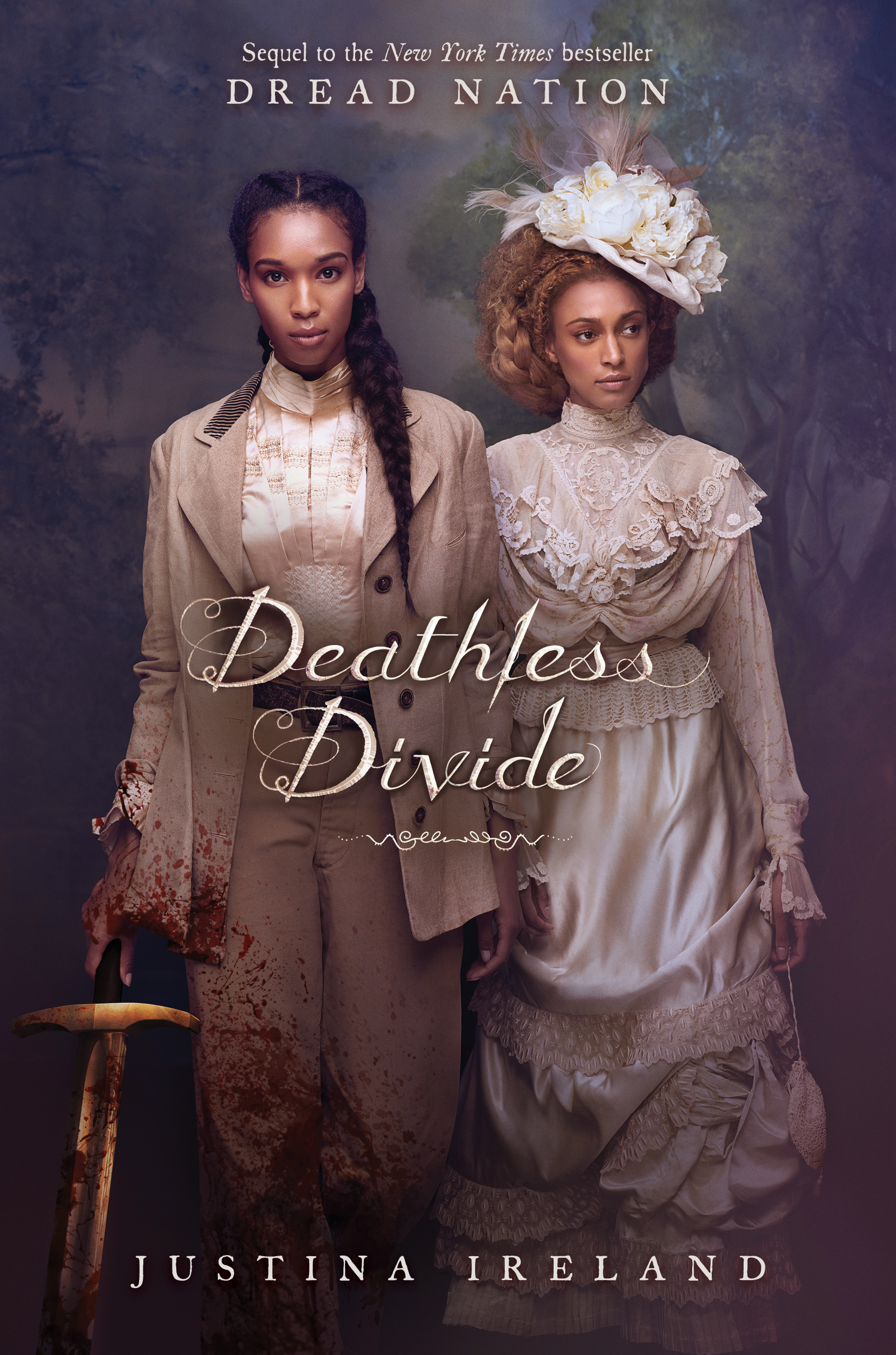 Deathless Divide - The sequel to the New York Times bestselling epic Dread Nation is an unforgettable journey of revenge and salvation across a divided America.After the fall of Summerland, Jane McKeene hoped her life would get simpler: Get out of town, stay alive, and head west to California to find her mother. But nothing is easy when you're a girl trained in putting down the restless dead, and a devastating loss on the road to a protected village called Nicodemus has Jane questioning everything she thought she knew about surviving in 1880s America.What's more, this safe haven is not what it appears—as Jane discovers when she sees familiar faces from Summerland amid this new society. Caught between mysteries and lies, the undead, and her own inner demons, Jane soon finds herself on a dark path of blood and violence that threatens to consume her.But she won't be in it alone.Katherine Deveraux never expected to be allied with Jane McKeene. But after the hell she has endured, she knows friends are hard to come by—and that Jane needs her too, whether Jane wants to admit it or not. Watching Jane's back, however, is more than she bargained for, and when they both reach a breaking point, it's up to Katherine to keep hope alive—even as she begins to fear that there is no happily-ever-after for girls like her.
