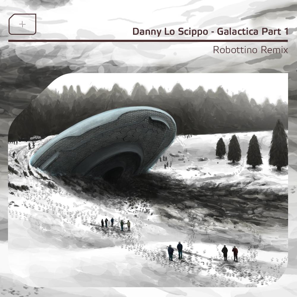 DMP005 - Danny Lo Scippo - Galactica Pt1
