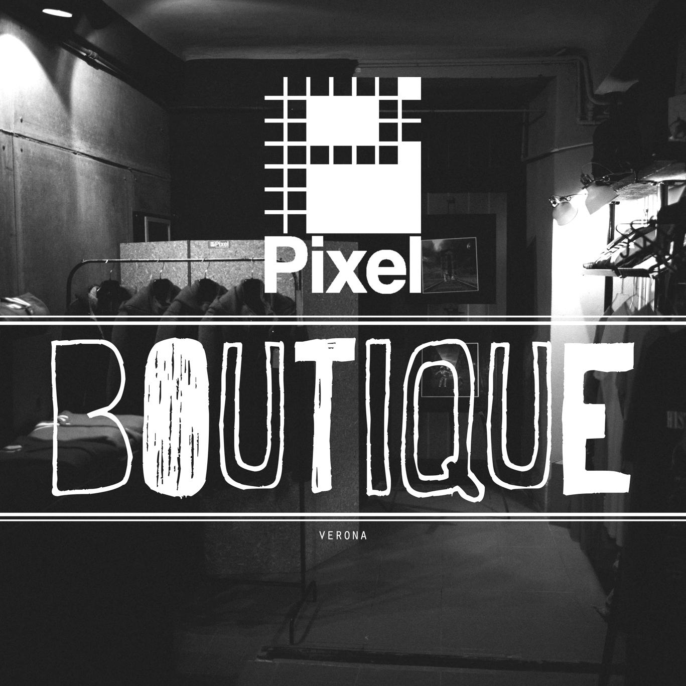 Pixel Boutique