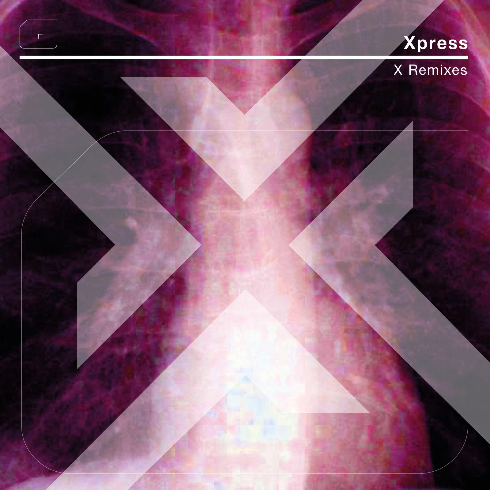 DMP008 - Xpress- X remixes