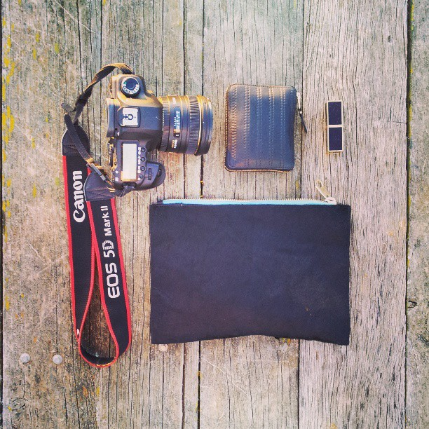 A fashion blogger's toolkit