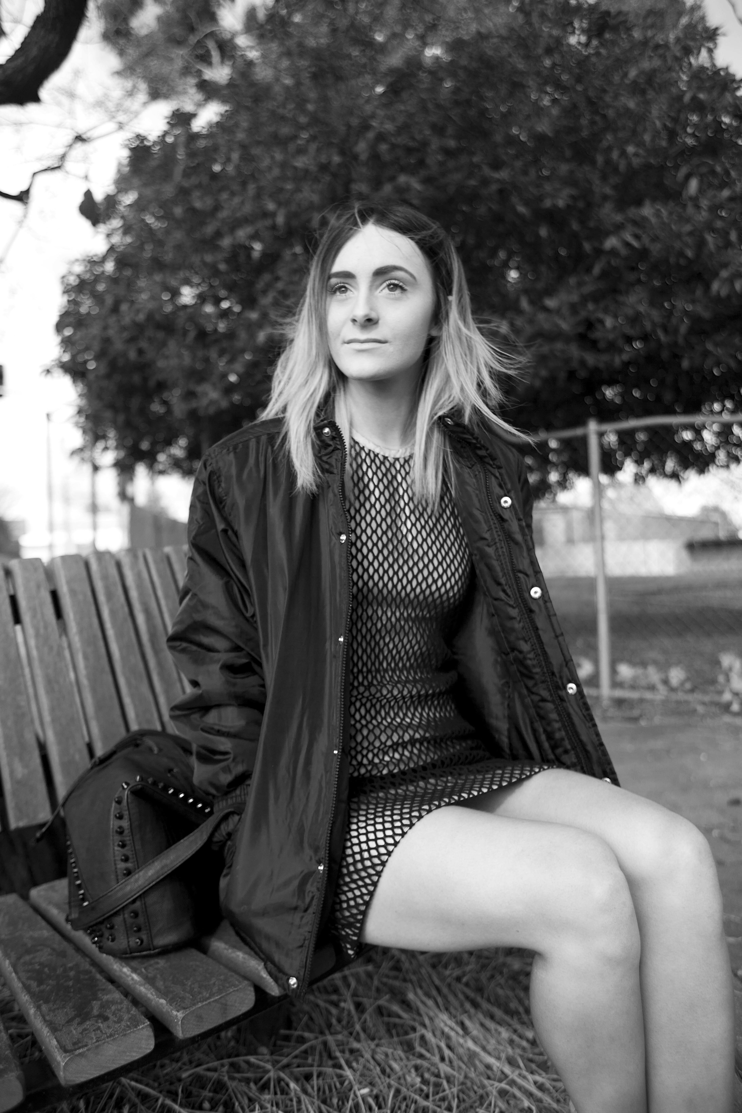 Nikeisha Coulter is the head designer at new fashion label Tanouk, which recently relocated from Adelaide to Perth.