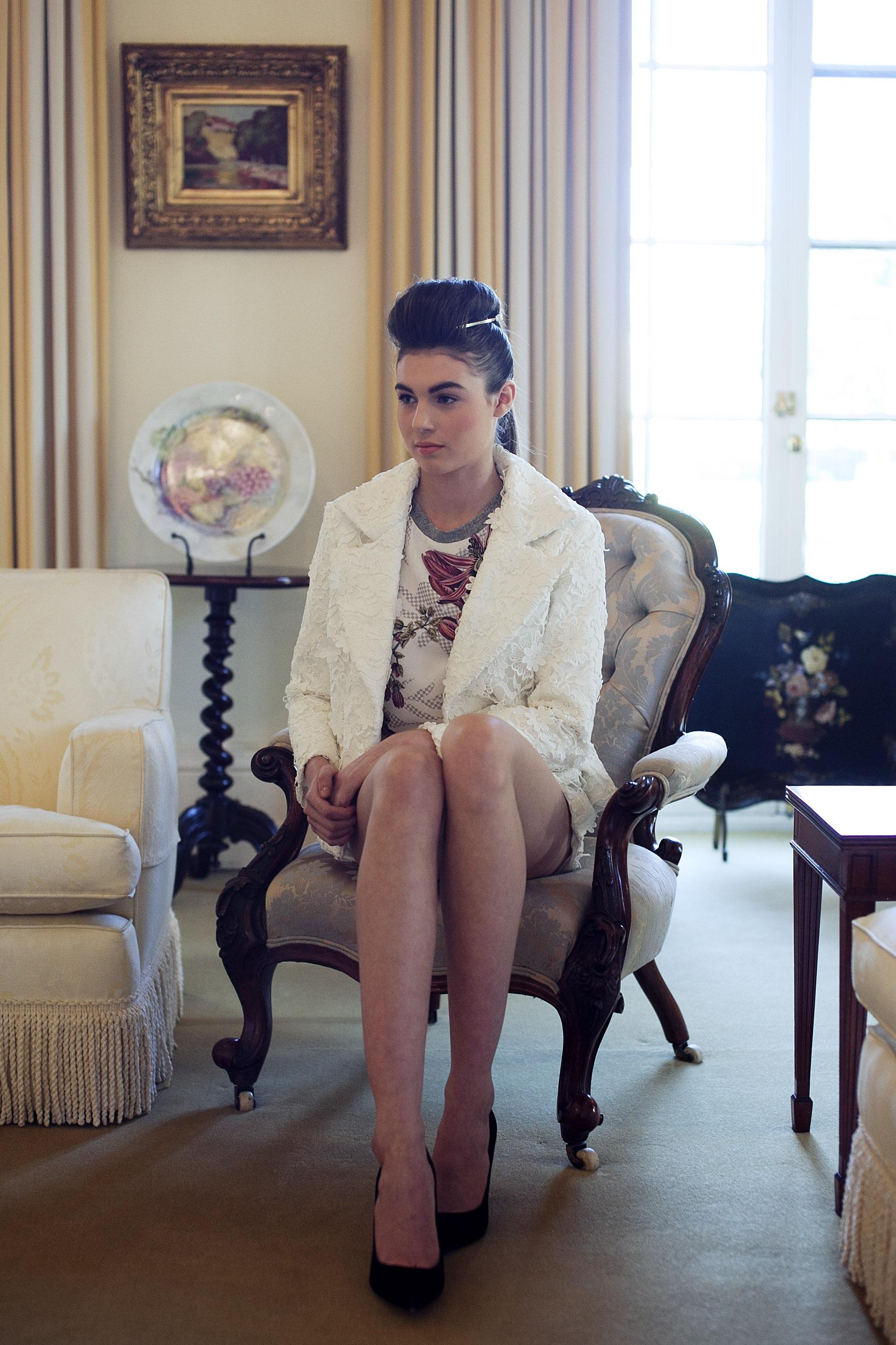 Finesse Models' Stephanie Harrison