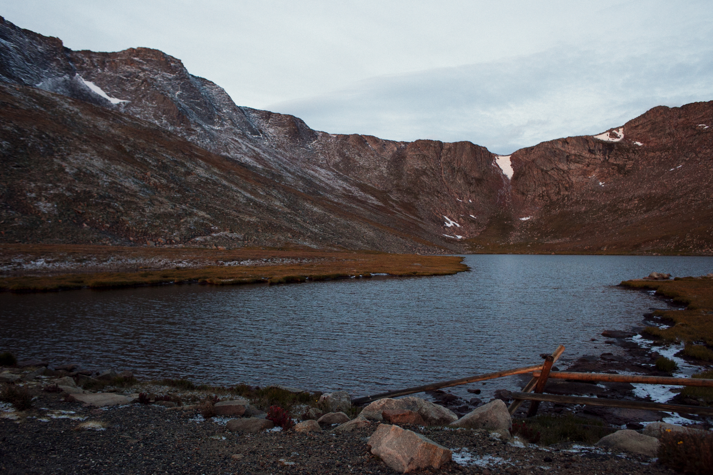 Summit Lake, Colorado