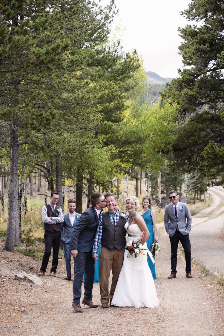 View more of  Adam & Nicole's wedding here .
