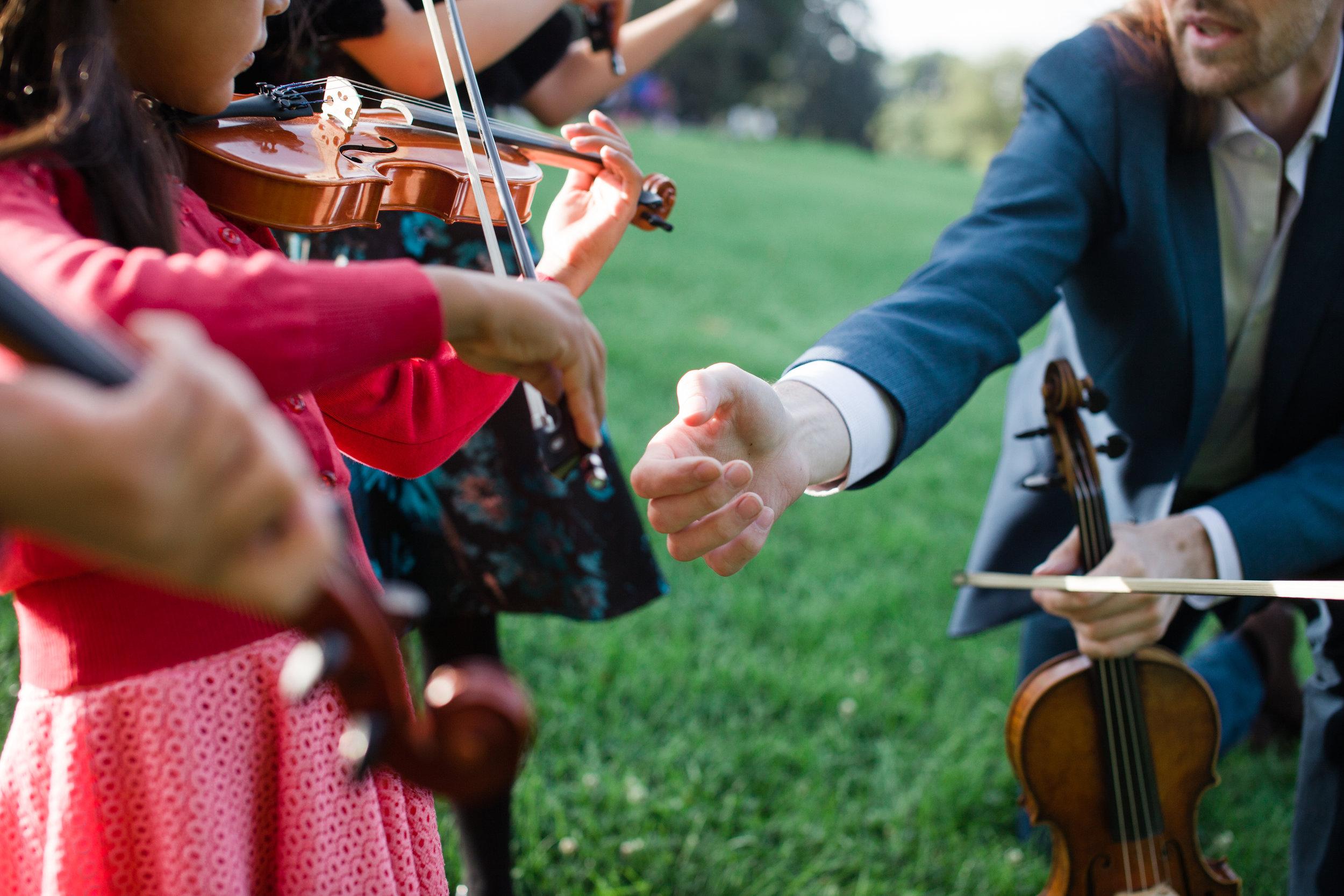 violin-teaching