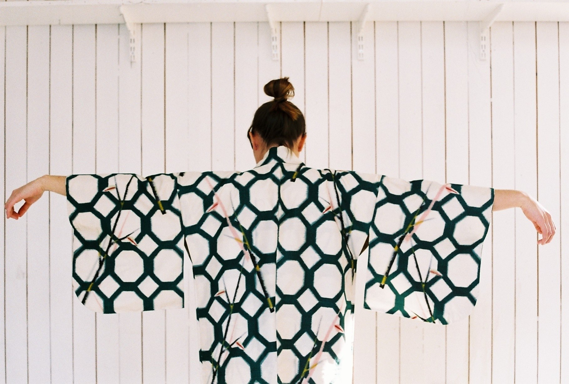 Kimono. Berit Anna