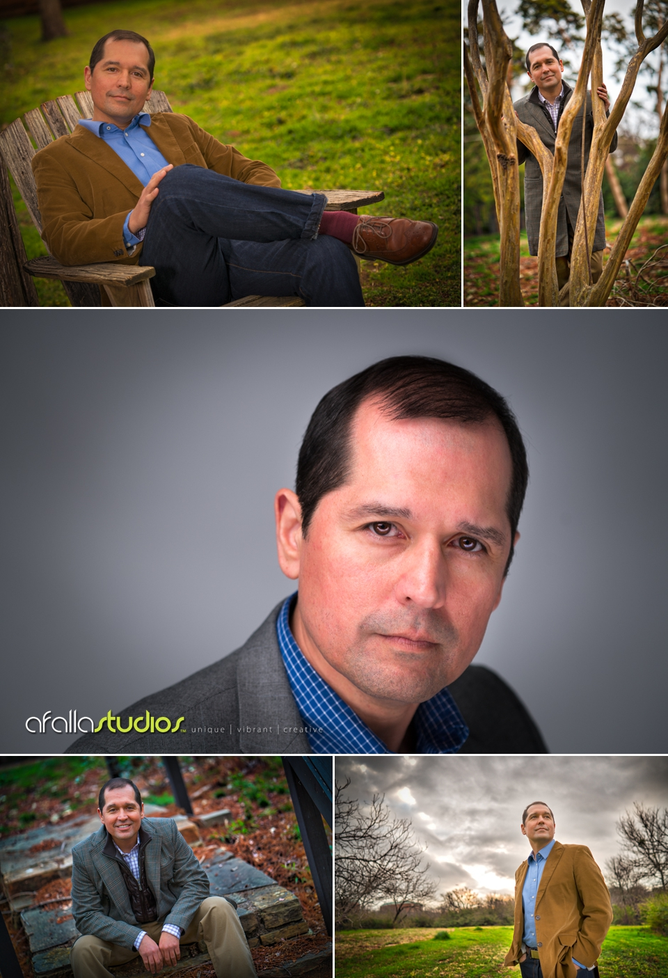 Above: My buddy, John, enjoying his time in front of our camera lens.