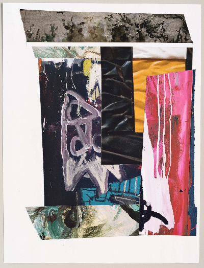 "JMB 2011 collage 9""x12"""