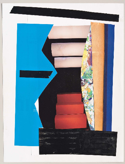 """come in 2011 collage 9""""x12"""""""