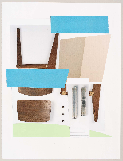 """getting started 2011 collage 9""""x12"""""""