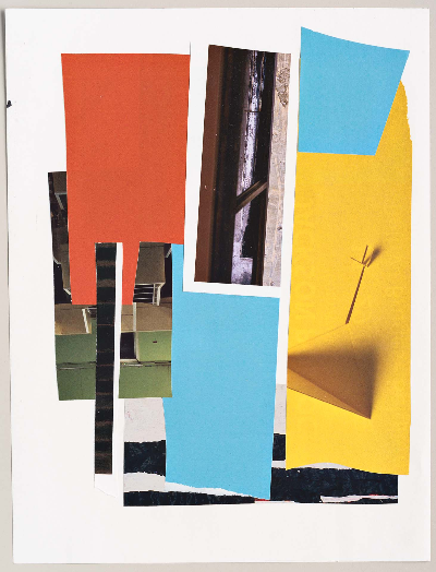 """paper 2011 collage 9""""x12"""""""