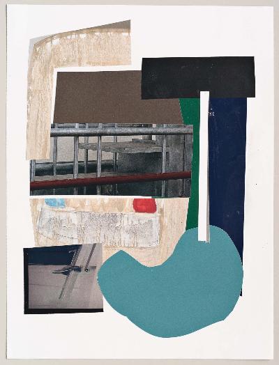 "omeba 2011 collage 9""x12"""