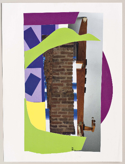"""tuckpoint 2011 collage 9""""x12"""""""
