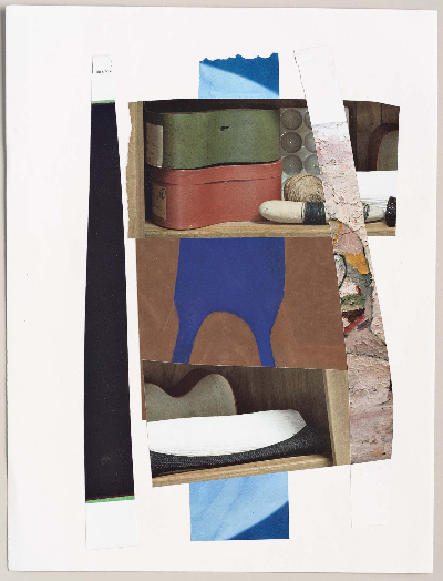 """place 2011 collage 9""""x12"""""""