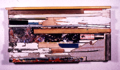 "cross section 1989 mixed media 29""x19"""