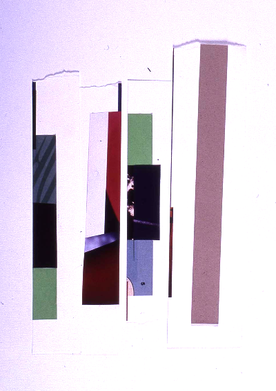 "jail 1991 collage 18""24"""