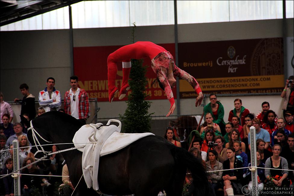 Event: CVI Belgium 2011