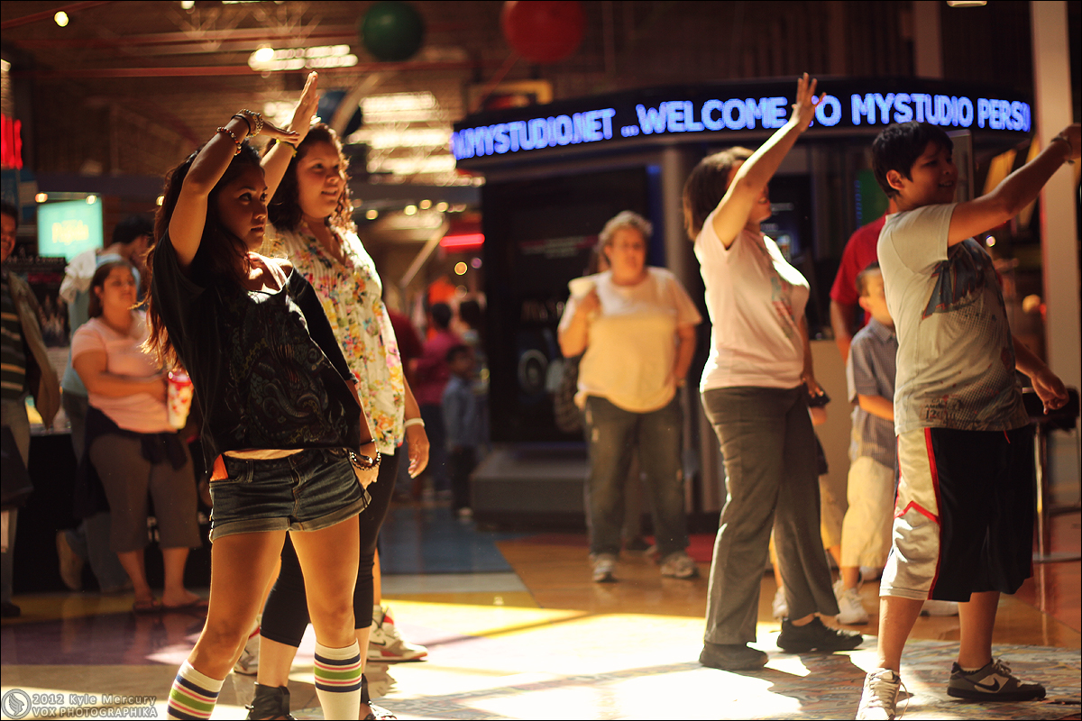 Event: Truth Dance Central 2010