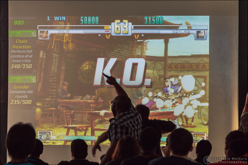 Events: Street Fighter 25th Anniversary
