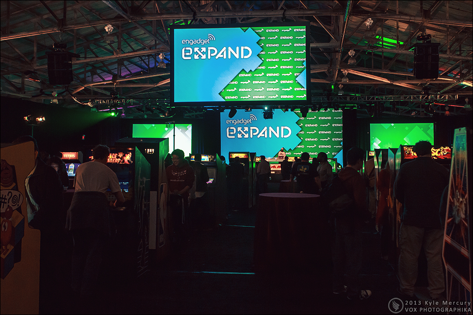 Events: Engadget Expand