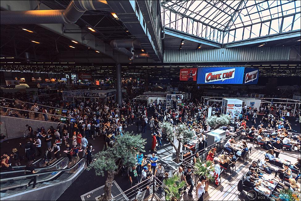 Events: Paris Comic Con / Japan Expo
