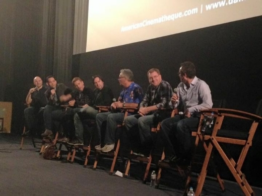 Toy Masters Q&A at the Egyptian Theater