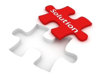 sales solutions puzzle