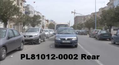 Vimeo clip HD & 4k Driving Plates El Jadida, Morocco PL81012-0002