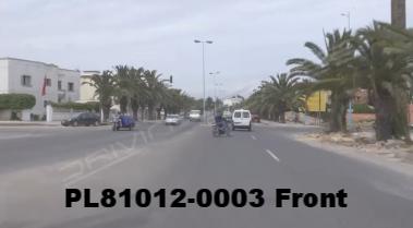 Vimeo clip HD & 4k Driving Plates El Jadida, Morocco PL81012-0003