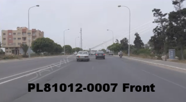 Vimeo clip HD & 4k Driving Plates El Jadida, Morocco PL81012-0007